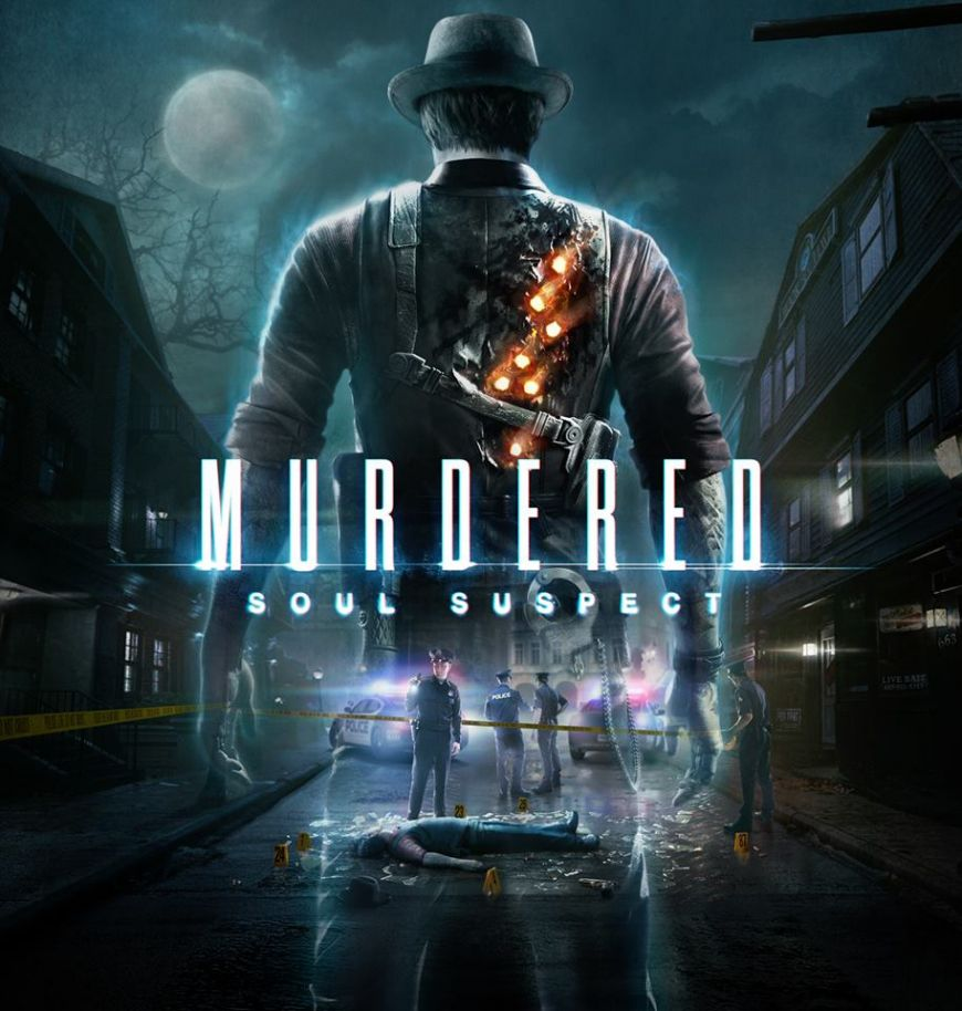Murdered cover